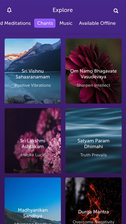 Sattva Meditations & Mantras screenshot-4
