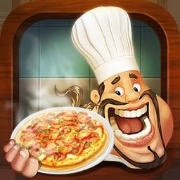 Pizza Maker Kids Pizzeria Game
