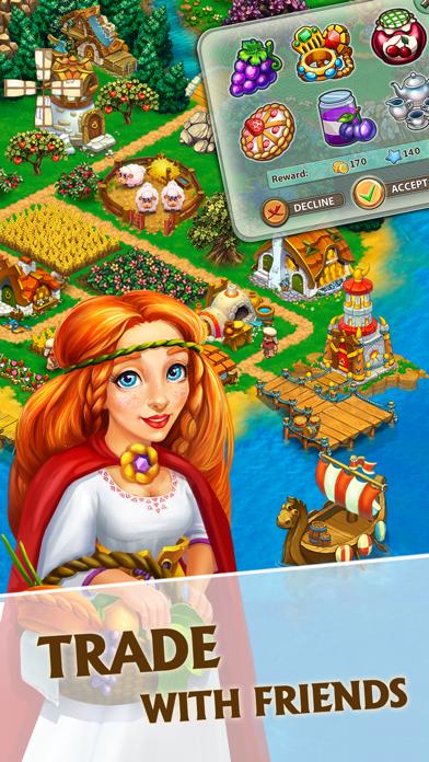 Harvest Land Screenshot on iOS