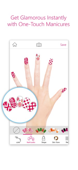 YouCam Nails - Manicure Salon on the App Store