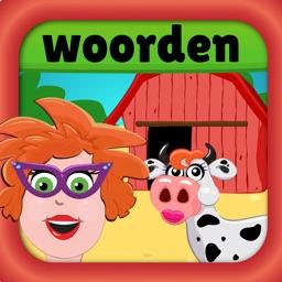 Taal en woordenschat boerderij