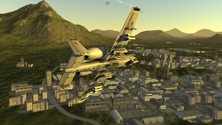 Armed Air Forces - Jet Fighter screenshot-4