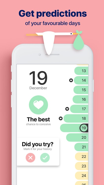 Ferdy: Ovulation Tracker App
