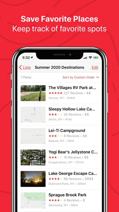 RV LIFE - RV GPS & Campgrounds Screenshot