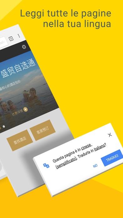 Download Chrome - Browser web di Google per Pc