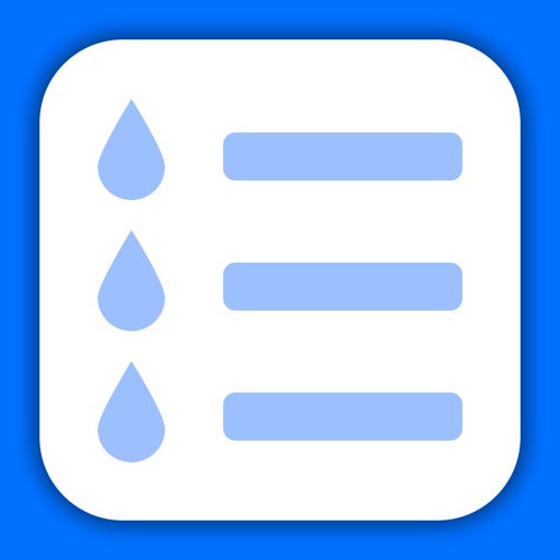 Droplets - Bucket List