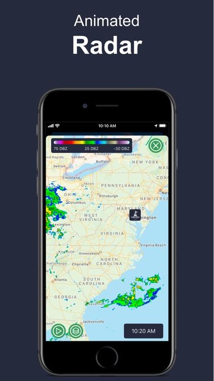 Buoycast: NOAA Marine Forecast screenshot-5