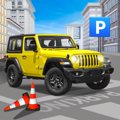 Car Parking 3D - Driving Games