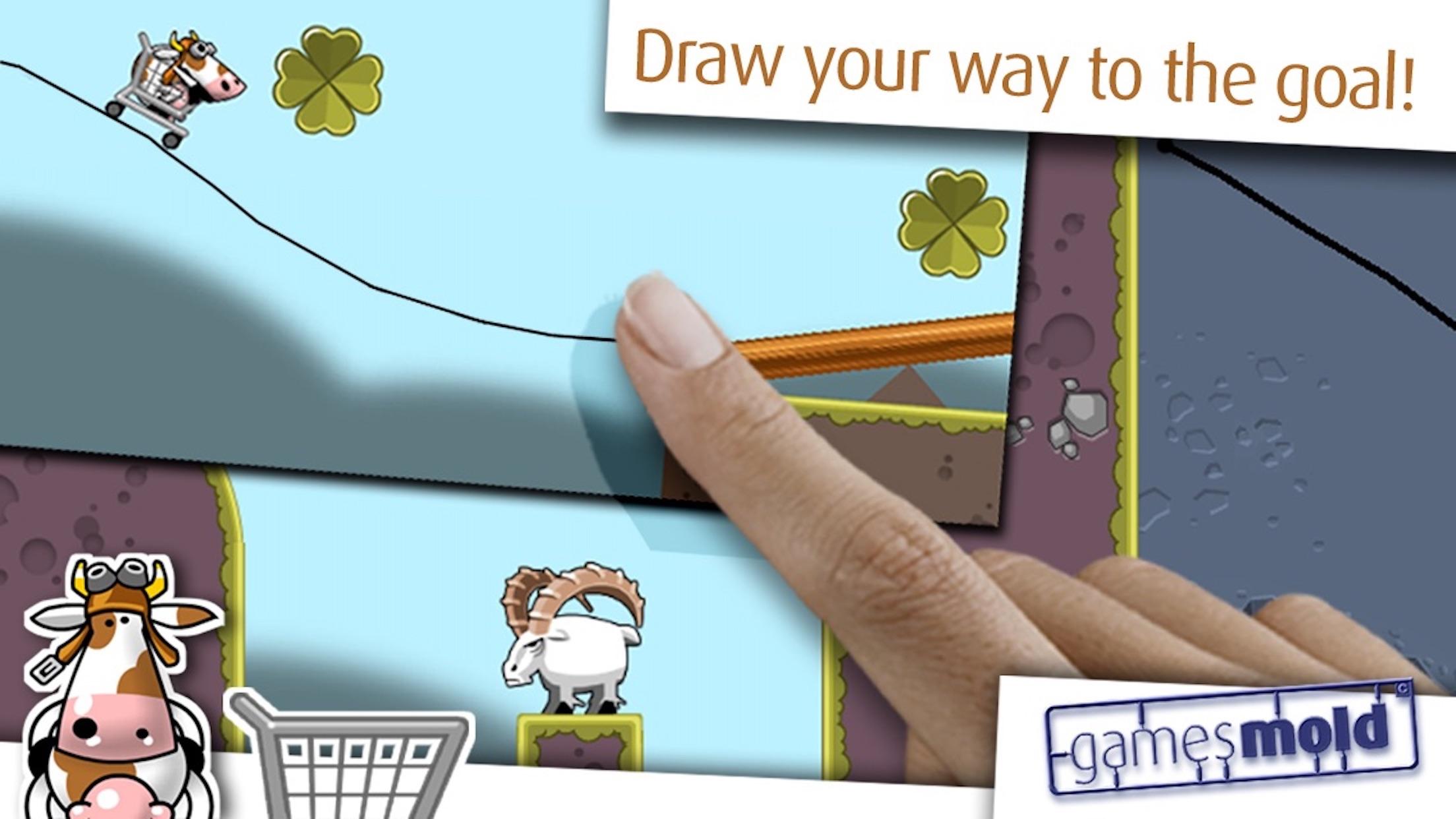 Screenshot do app Cart Cow
