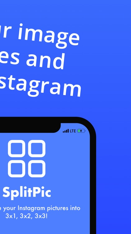 Split Pic for Instagram