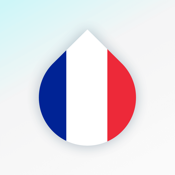 Learn French language by Drops icon