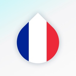 Learn French language by Drops