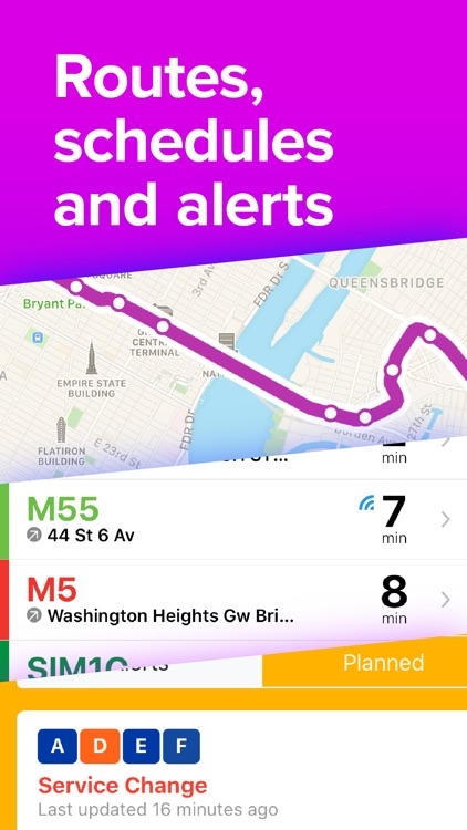 Whiz • Live Train & Bus Times screenshot-3