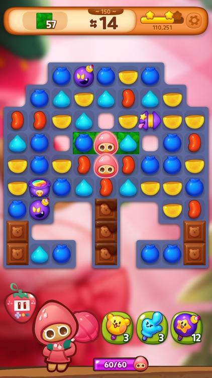 Cookie Run: Puzzle World screenshot-7