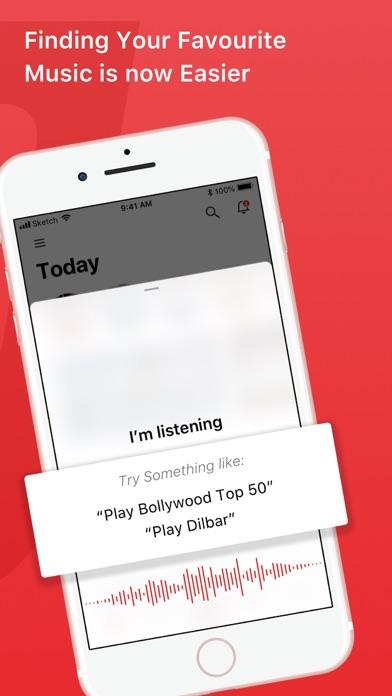 Gaana Music - Songs & HotShots Screenshot