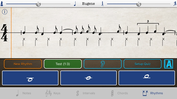 Music Theory Basics - iPhone screenshot-0