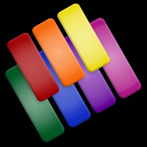 KidsKeys Rainbow Piano
