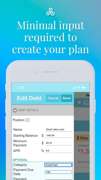 Debt Payoff Planner & Tracker screenshot-9