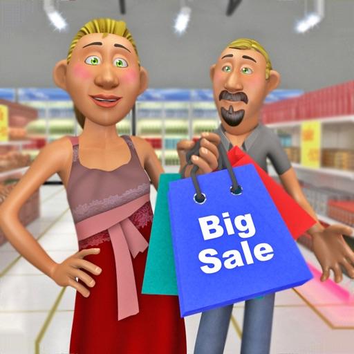 Virtual Super Market:Mom Life iOS App