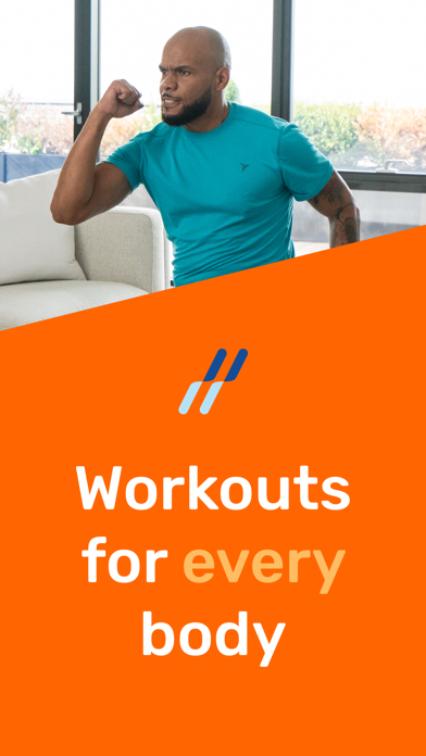 HIIT Workouts by Daily Burn Screenshot