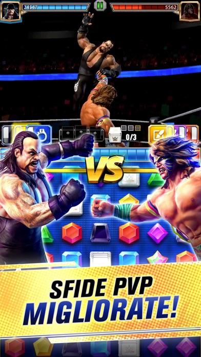 Screenshot of WWE Champions 20205