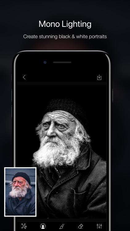Phocus: Portrait Mode Camera screenshot-3