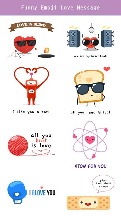 Love is... Romantic Message screenshot-3