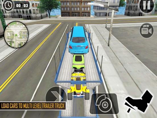 Transporter Trailer Truck New screenshot 5