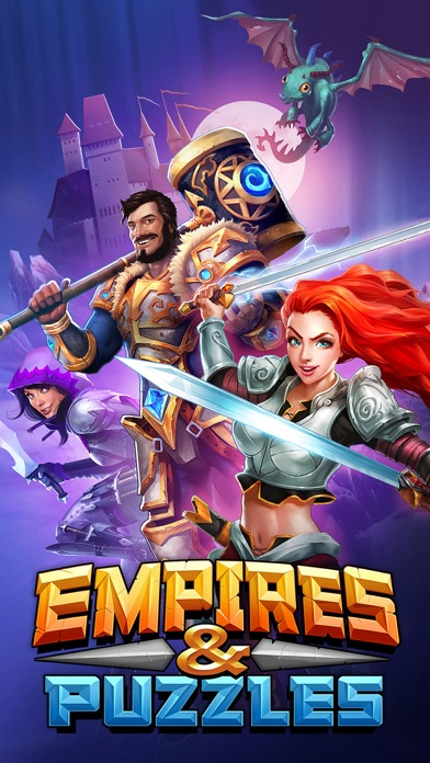 Empires & Puzzles Epic Match 3لقطة شاشة7