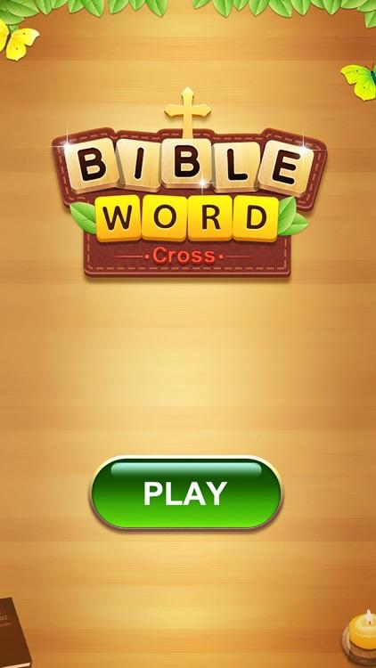 Bible Word Cross screenshot-5