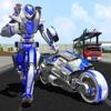 ロボットトラック - バイクトランスフォーマー - iPhoneアプリ