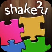 shake2u - a secure way to transfer files via bluetooth and wifi icon