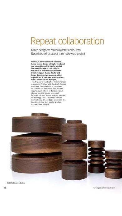 Woodturning Magazineのおすすめ画像7