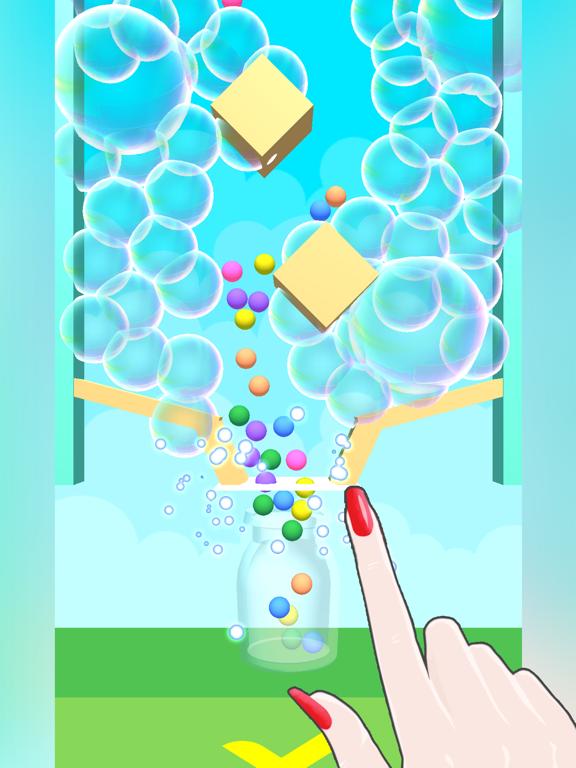 Bubble Ball Rush screenshot 6