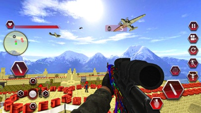 Sniper Strike Shooting Battle screenshot 2