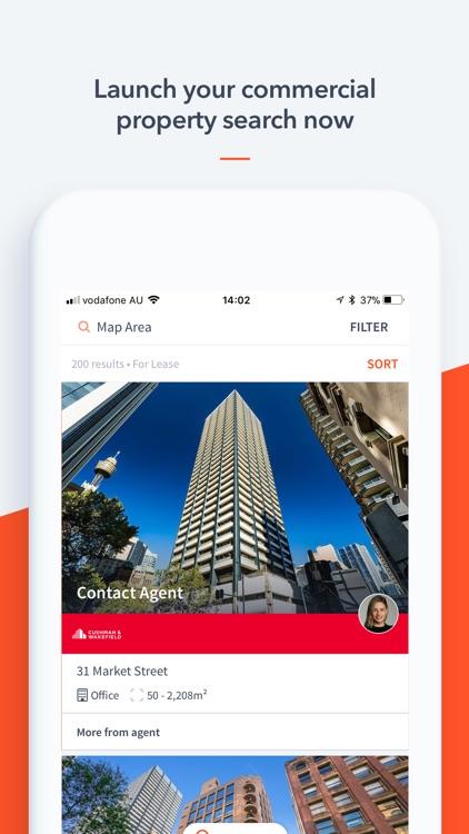Commercial Real Estate screenshot-3