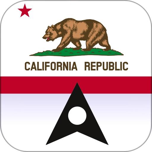 California Offline Maps