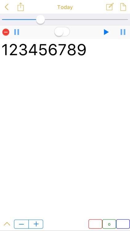 NoteMemoNotes - Voice Recorder screenshot-3
