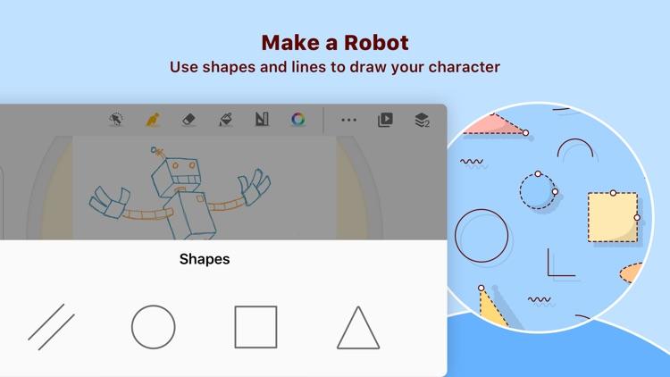 Animation Desk® Draw & Animate screenshot-3
