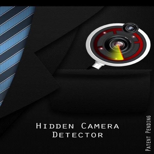 Hidden Camera Detector iOS App
