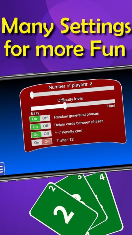 Super Phase Rummy  card game screenshot-3