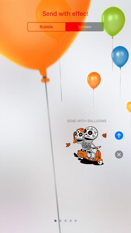 Day of the Dead Sticker Set screenshot-5