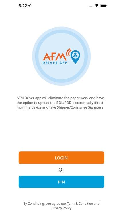 AFM Driver