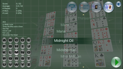 Solitaire Forever ScreenShot1