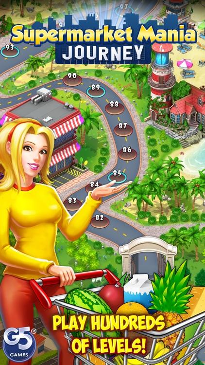 Supermarket Mania Journey screenshot-0