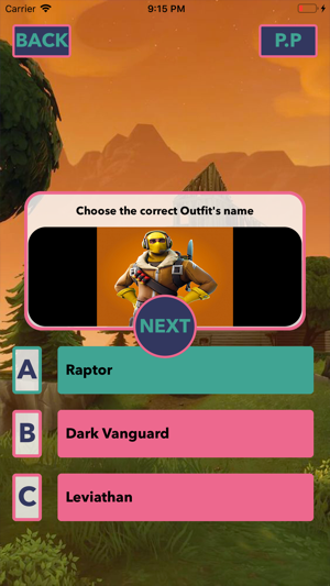 Quiz for Fortnite Mobile on the App Store