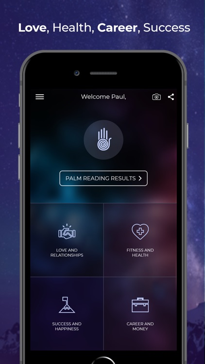 PalmHD: Palm Reader