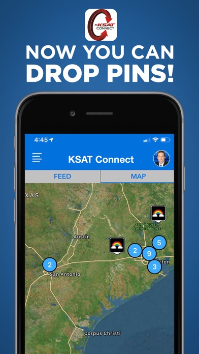 KSAT 12 Weather Authority - App - AppStore