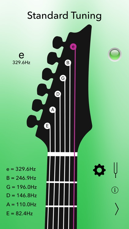 Electric Guitar Tuner Pro