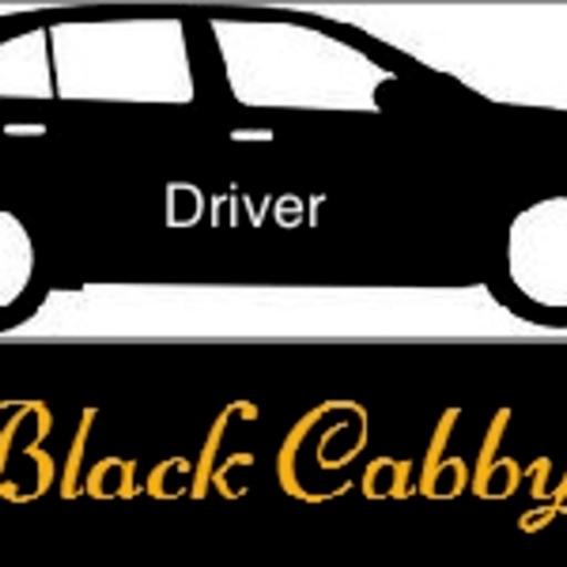 Black Cabby Driver